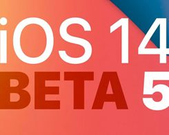 Apple Releases Fifth Betas of iOS 14 and iPadOS 14 to Developers
