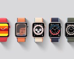 Apple Discontinues Higher-End Ceramic Apple Watch Models With Launch of Series 6