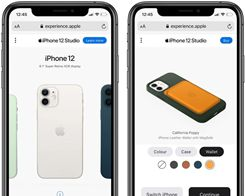 Apple Launches 'iPhone 12 Studio' for Mixing and Matching MagSafe Cases and Wallets