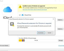 iCloud for Windows Gaining Support for iCloud Passwords Chrome Extension