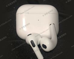 Alleged Leaked Image Claims to Show Third-Generation AirPods and Case
