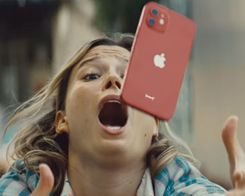 Apple Shares 'Fumble' Ad Highlighting iPhone 12 Ceramic Shield