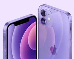 Apple Introduces iPhone 12 and iPhone 12 mini in a Stunning New Purple