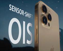 Sensor-Shift Camera Stabilization Still Expected on All iPhone 13 Models