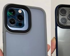 'iPhone 13 Pro' Case Points to Camera Bump Size Increase