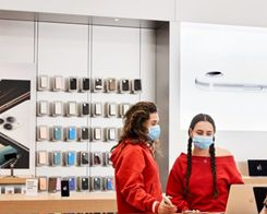Apple to Restore Mask Requirement at Apple Stores