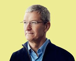 Apple CEO Tim Cook Now the Eighth Highest-Paid Executive in the U.S.