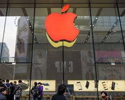 Work Continues on Wuhan Apple Store for September Opening