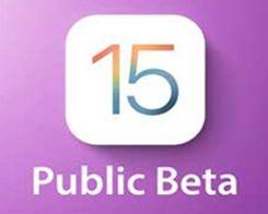 Apple Releases iOS 15, iPadOS 15, tvOS 15 watchOS 8 Public Beta 6