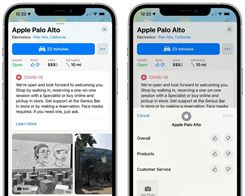 Apple Expands Native Maps Rating and Review Feature to the U.S.