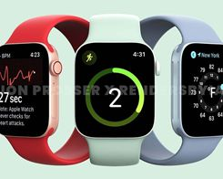 'Apple Watch Series 7' Will Come In 41mm & 45mm Sizes, Leaker Claims
