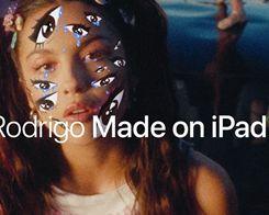 Apple Promoting Olivia Rodrigo's Latest Music Video As It Was 'Made on iPad'