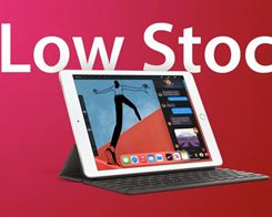 8th-Generation iPad Stocks Running Low Ahead of Next Week's Apple Event