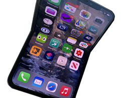Apple May Have Solved Bending Batteries For The Folding iPhone