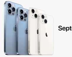 All iPhone 13 Models Available to Pre-Order This Friday With September 24 Release Date