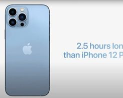 iPhone 13 Pro Max Gets Nearly 10 Hours of Battery Life in Continuous Usage Test