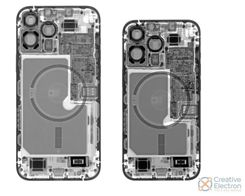 iFixit's Full iPhone 13 Pro Teardown Shows Merged Face ID Components and Highlights Display Replacem