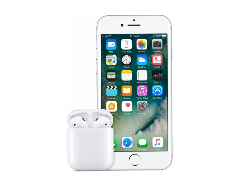 set up new iphone tutorial how to use your iphone to set up your airpods 16106